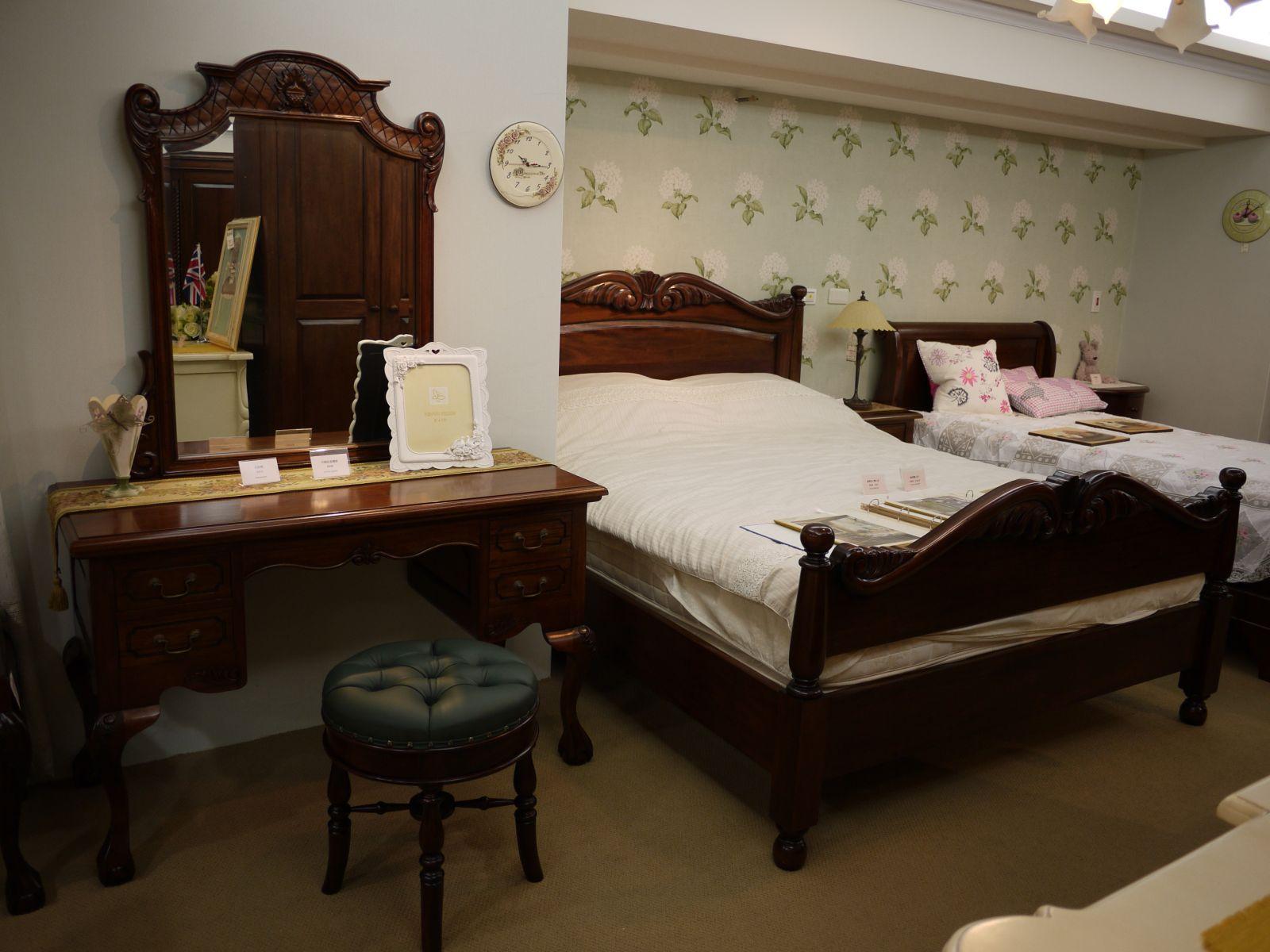 原木家具-寢室
