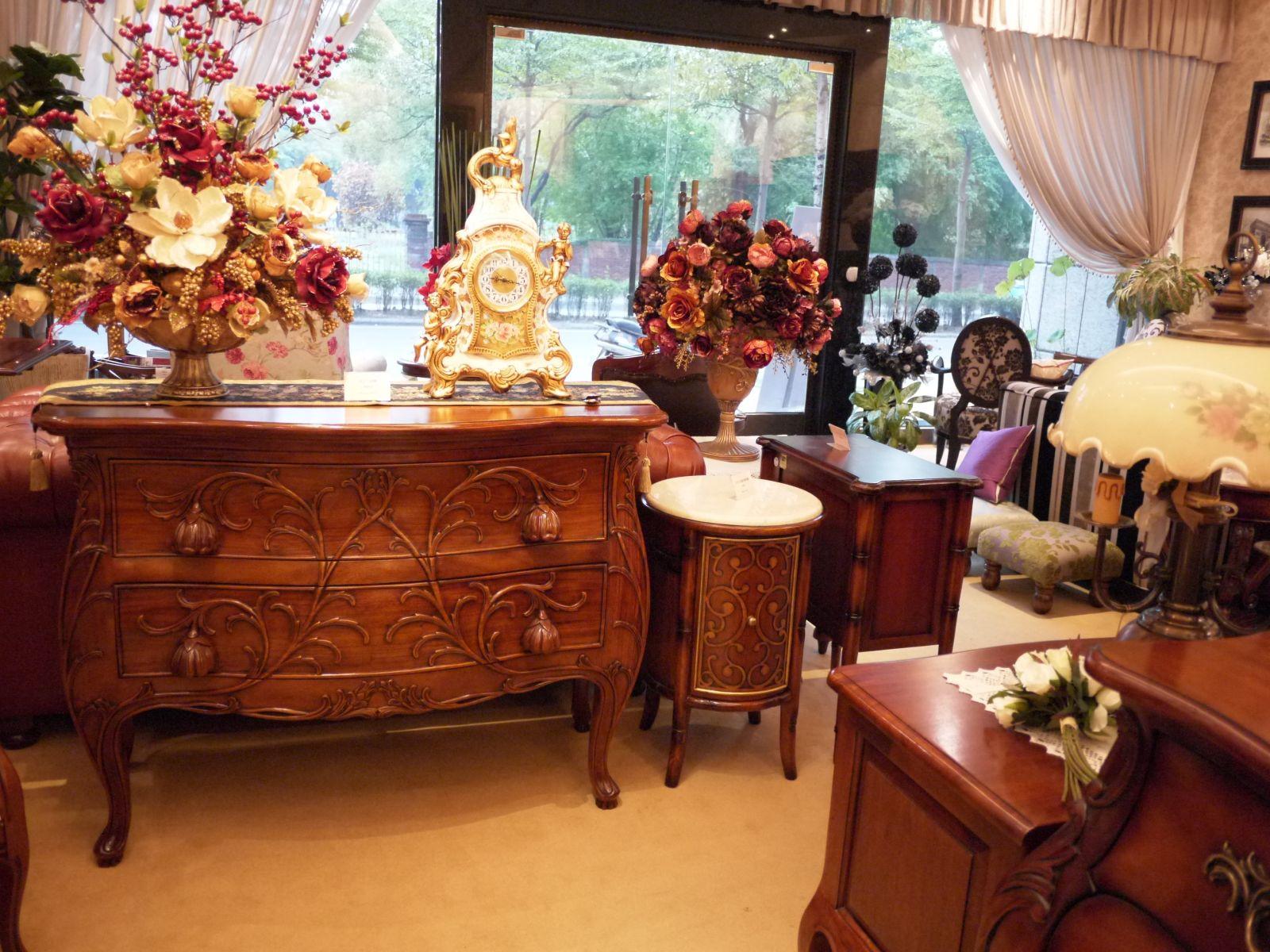 原木家具-木櫃
