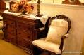 八抽斗櫃+單椅