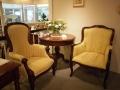 雙英式主人椅