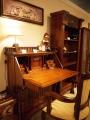 大欄杆寫字桌