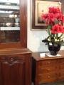 餐邊櫃+小邊桌