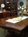 198cm雙曲線餐桌