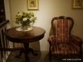 圓桌+主人椅