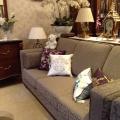 古典素織花紋沙發
