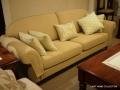 摩蒂素米色沙發
