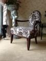 新古典木框椅
